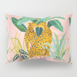 Cheetah Crush Pillow Sham