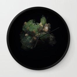 Emereald City Mini Wall Clock
