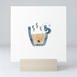 Tsaa/Tea! Mini Art Print