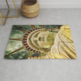 Statue of Liberty 4 Rug