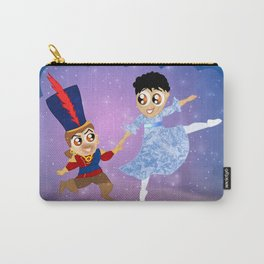 The Nutcracker Ballet. Cassandra and Varric Carry-All Pouch