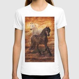Ebony and Ivory T-shirt