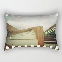 Calm Afternoon at Cicendo Park pt.2 Rectangular Pillow