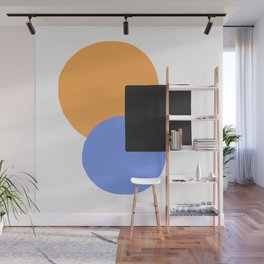Complementary Equilibrium Wall Mural