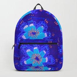 December Lace Rose Backpack
