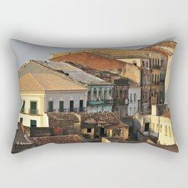 Pelourinho - Salvador - Brasil Rectangular Pillow