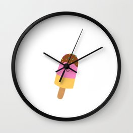 I'm Too Cool Ice Cream Bar Sweets Summertime Wall Clock