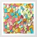 mosaic chaos by hennigdesign