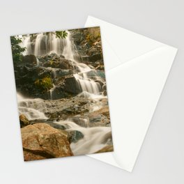 Silky Cascading Waterfall Hong Kong Stationery Cards