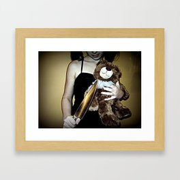 Half Framed Art Print
