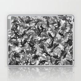 Silly walks camouflage Laptop & iPad Skin