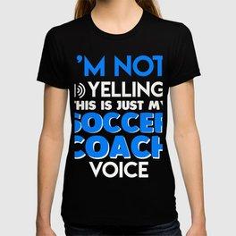 Best T-Shirt For Soccer Coach. T-shirt