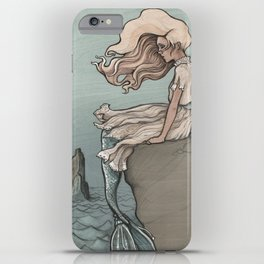 Evolution of a Mermaid iPhone Case
