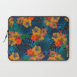 My Tropical Garden 17 Laptop Sleeve