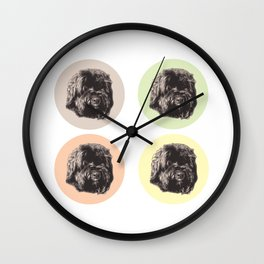 Four season Wall Clock