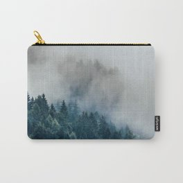 The Foggy Forest (Color) Carry-All Pouch