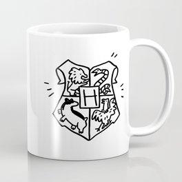 Crest Coffee Mug