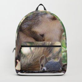 And Who Are You? Backpack
