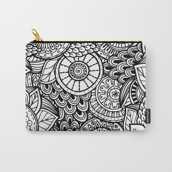 Kalakusar v2 #society6 Carry-All Pouch
