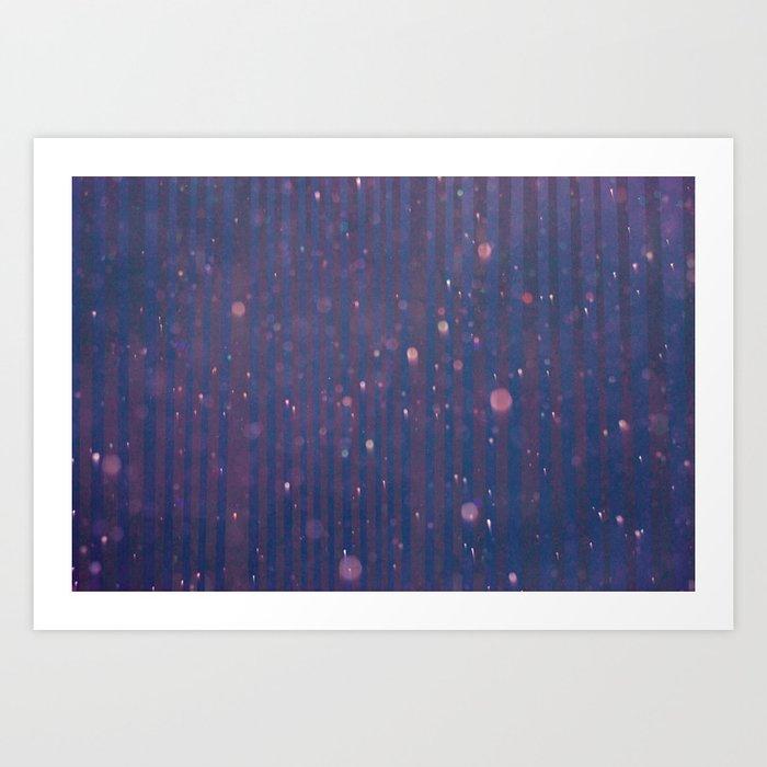 Pin Space Art Print