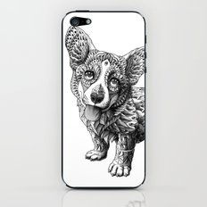 Corgi Puppy iPhone & iPod Skin