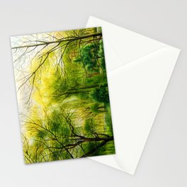Waiting for Spring Stationery Cards
