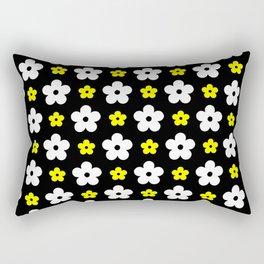 flower pattern cool design Rectangular Pillow