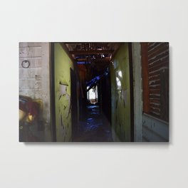 Welcome Home Metal Print