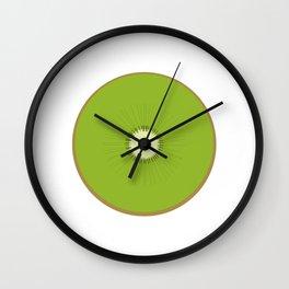 Kiwis Individual Wall Clock