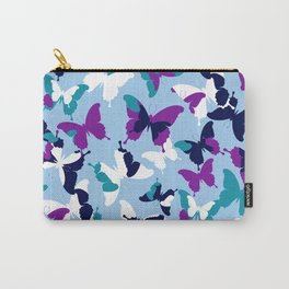 BUTTERFLY SKY Carry-All Pouch