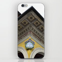 Old Park in Montecatini / Exterior Art / Italy iPhone Skin