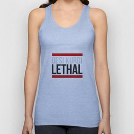 Lethal Unisex Tank Top