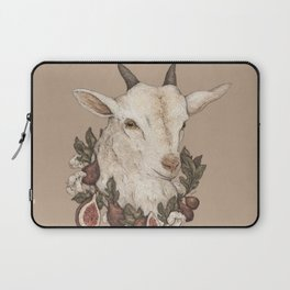 Goat and Figs Laptop Sleeve