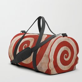 Sideshow Carnival Spiral Duffle Bag