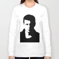 winchester Long Sleeve T-shirts featuring Dean Winchester by redheadedwalker