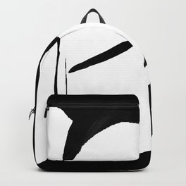 Be. Be Yourself. Love and Be Loved Backpack