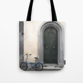 bicycles of Tuscany2 Tote Bag