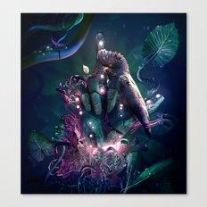 Tweet This Canvas Print