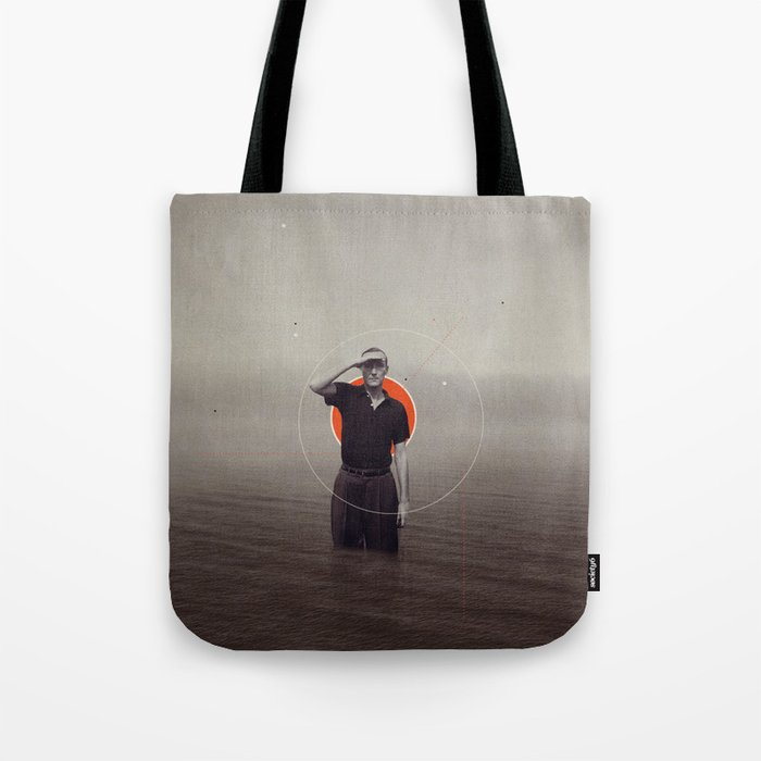 Where Have You Gone Without Me Tote Bag