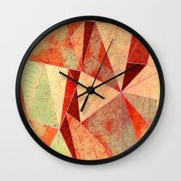Futura 1 Wall Clock