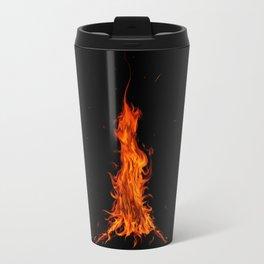 I See Fire Travel Mug