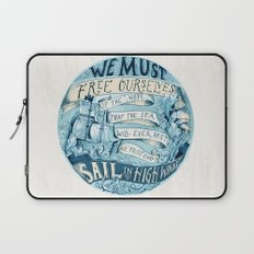 Learn to Sail Laptop Sleeve