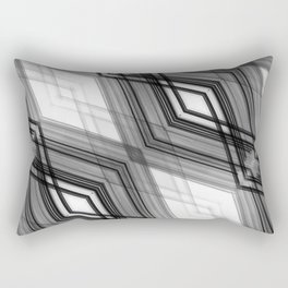 Blockchain 03 Rectangular Pillow