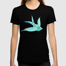 Lighter Blue Swallow T-shirt