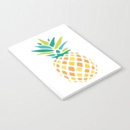 Summer Pineapple Notebook