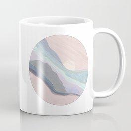 pink sunrise Coffee Mug