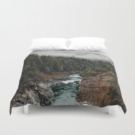 Landscape #photography Duvet Cover