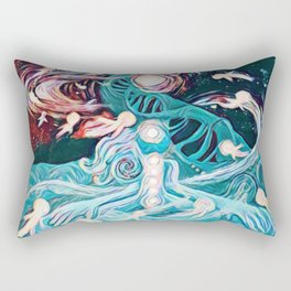 Grounded for Life Rectangular Pillow