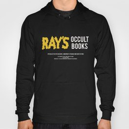 Ray's Occult Books Ghostbusters tribute Hoody