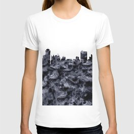 Winnipeg Skyline Alberta T-shirt